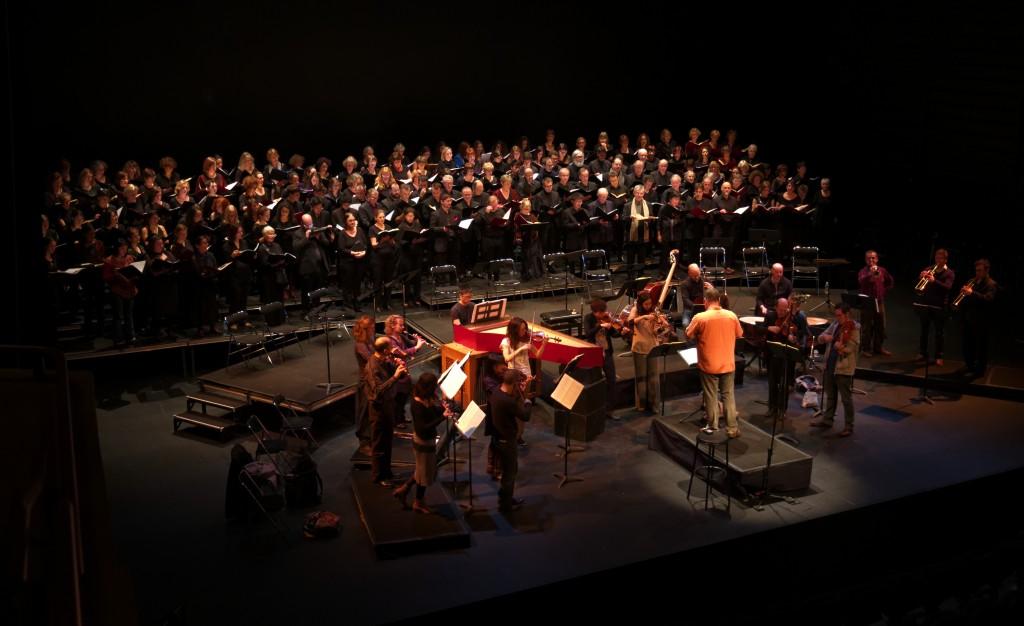 Concert conservatoires au théâtre des Gémeaux de Sceaux (2014 © C. Cineux)