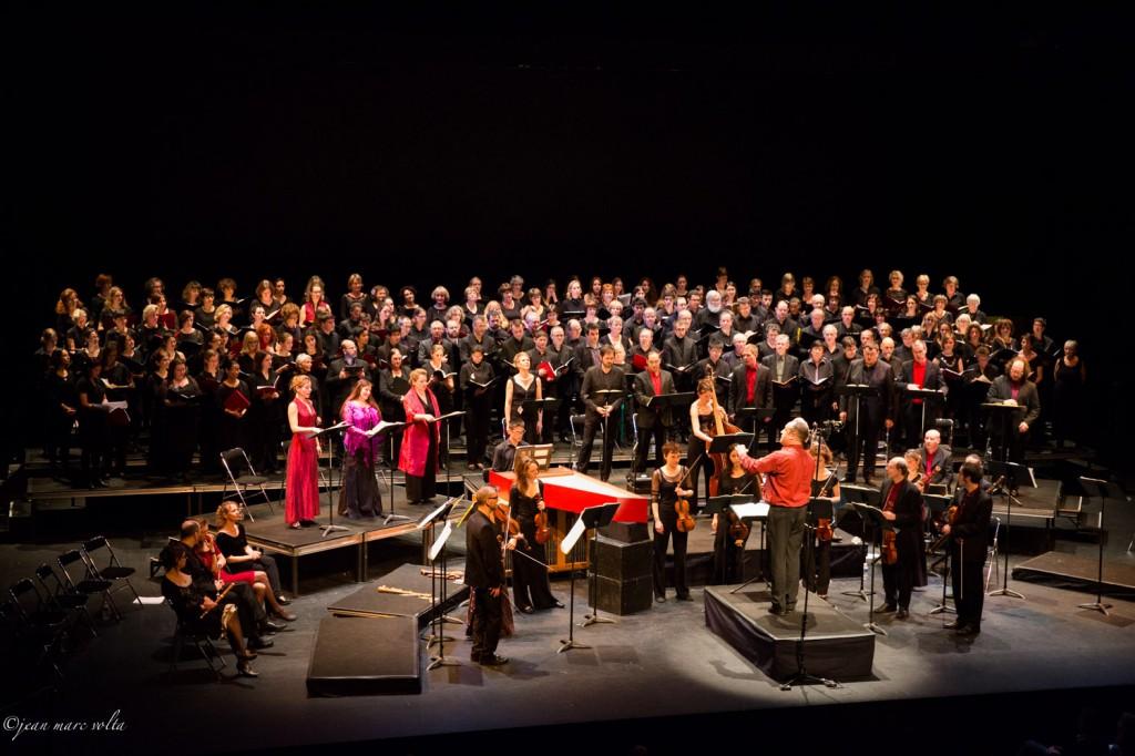 Concert conservatoires au théâtre des Gémeaux de Sceaux (2014 © J.M. Volta)