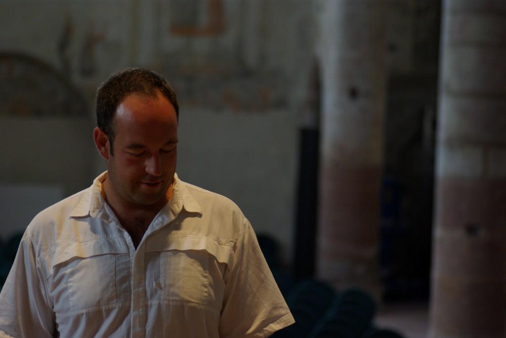 Benoît Haller (© P. Froeliger)