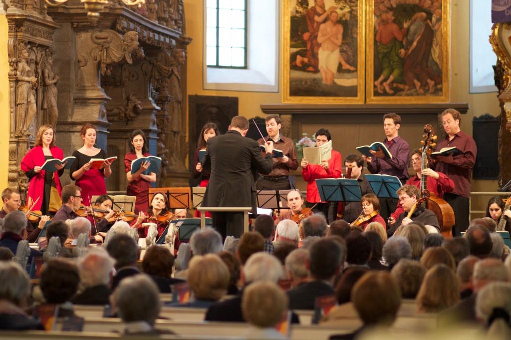 La Passion selon St-Jean à Weimar (2011 © C. Cineux)