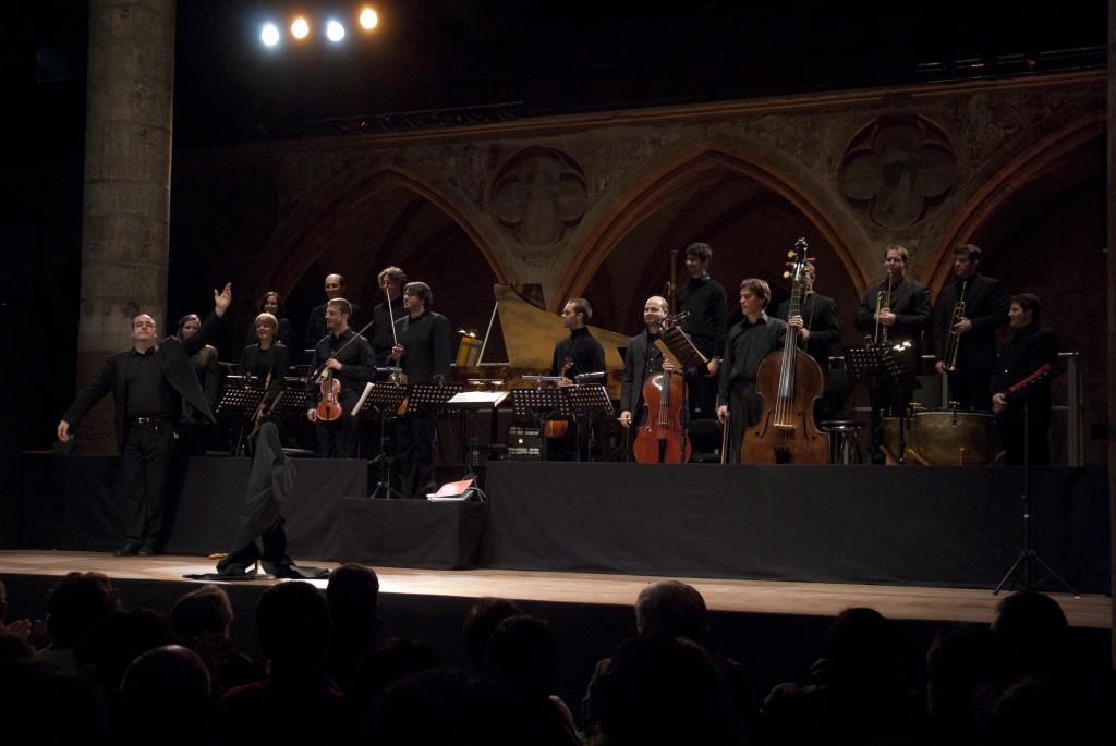 Cantates Profanes de Bach aux Dominicains de Guebwiller (2007 © J.P. Rosenkranz)