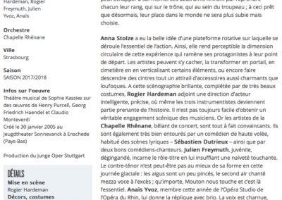 Mouton - Forum Opera