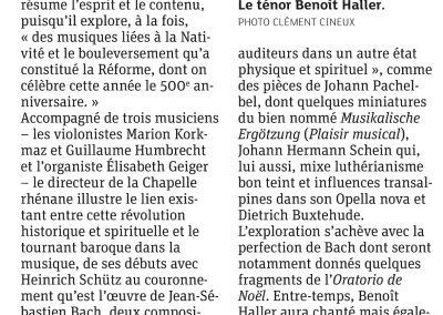 Naissance Re-naissance - Dernières Nouvelles d'Alsace