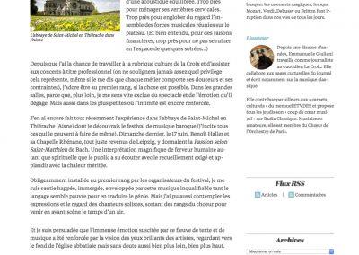 Passion selon Matthieu - Blog La Croix