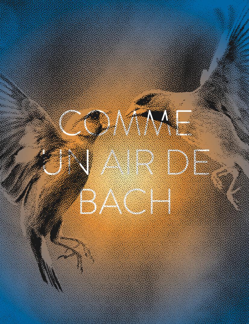 Comme un Air de Bach