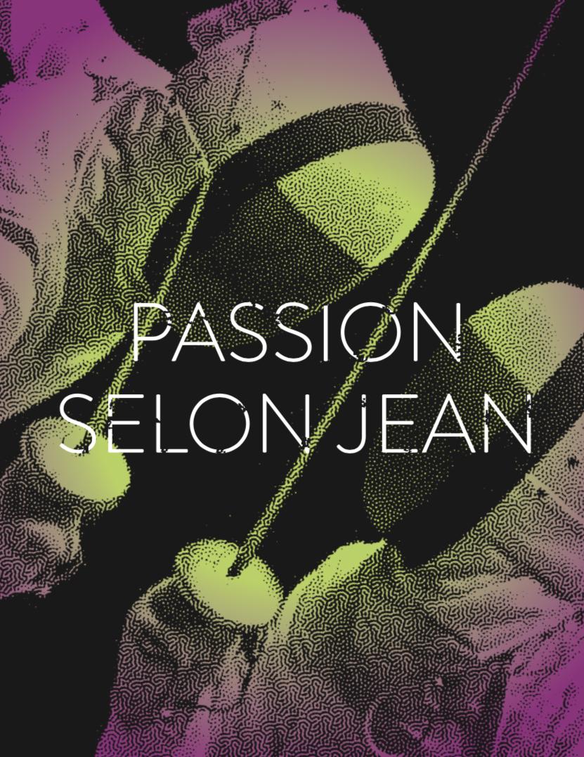 Passion selon Jean